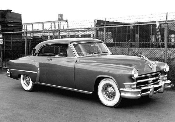 Very Rare 1953 Chrysler Ghia GS-1 Coupe. 331ci (5424cc) Hemi V8 ...
