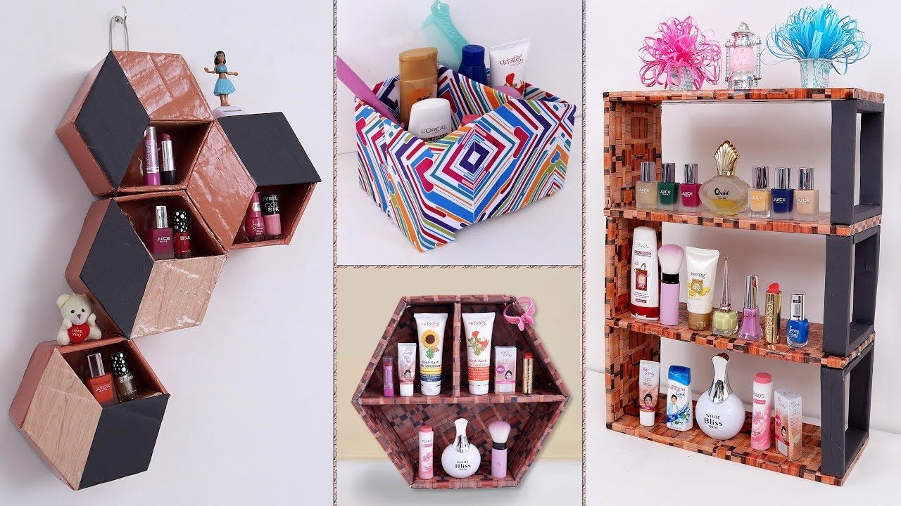 9 Best DIY Home Organization Ideas Making at Home || Best Out of Waste