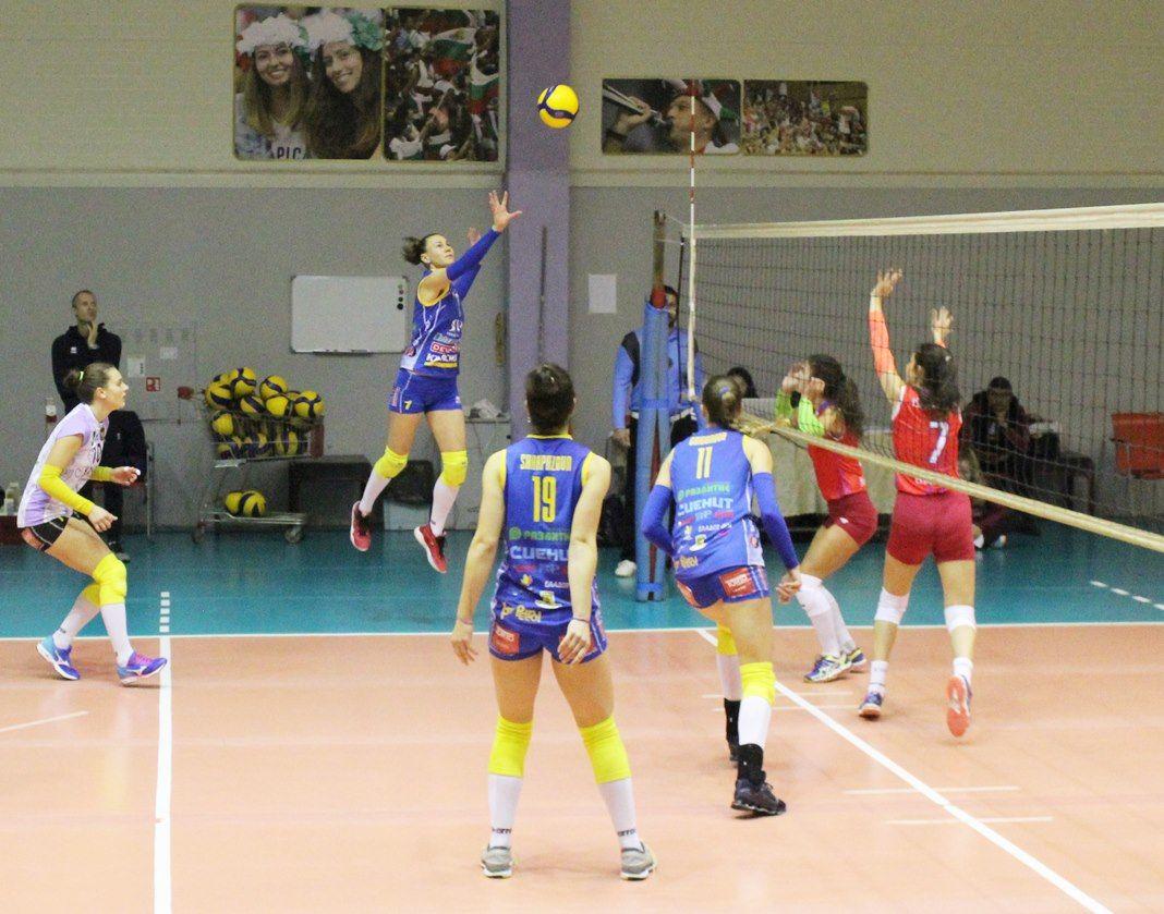 Nov Brz Uspeh Za Shampionkite V Nvl Women Volleyball Volleyball Basketball Court
