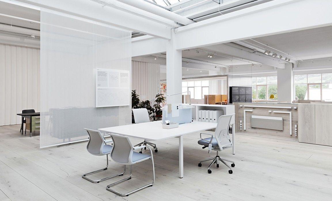 Vitra workspace dinesen office style office for Moderne buromobel design