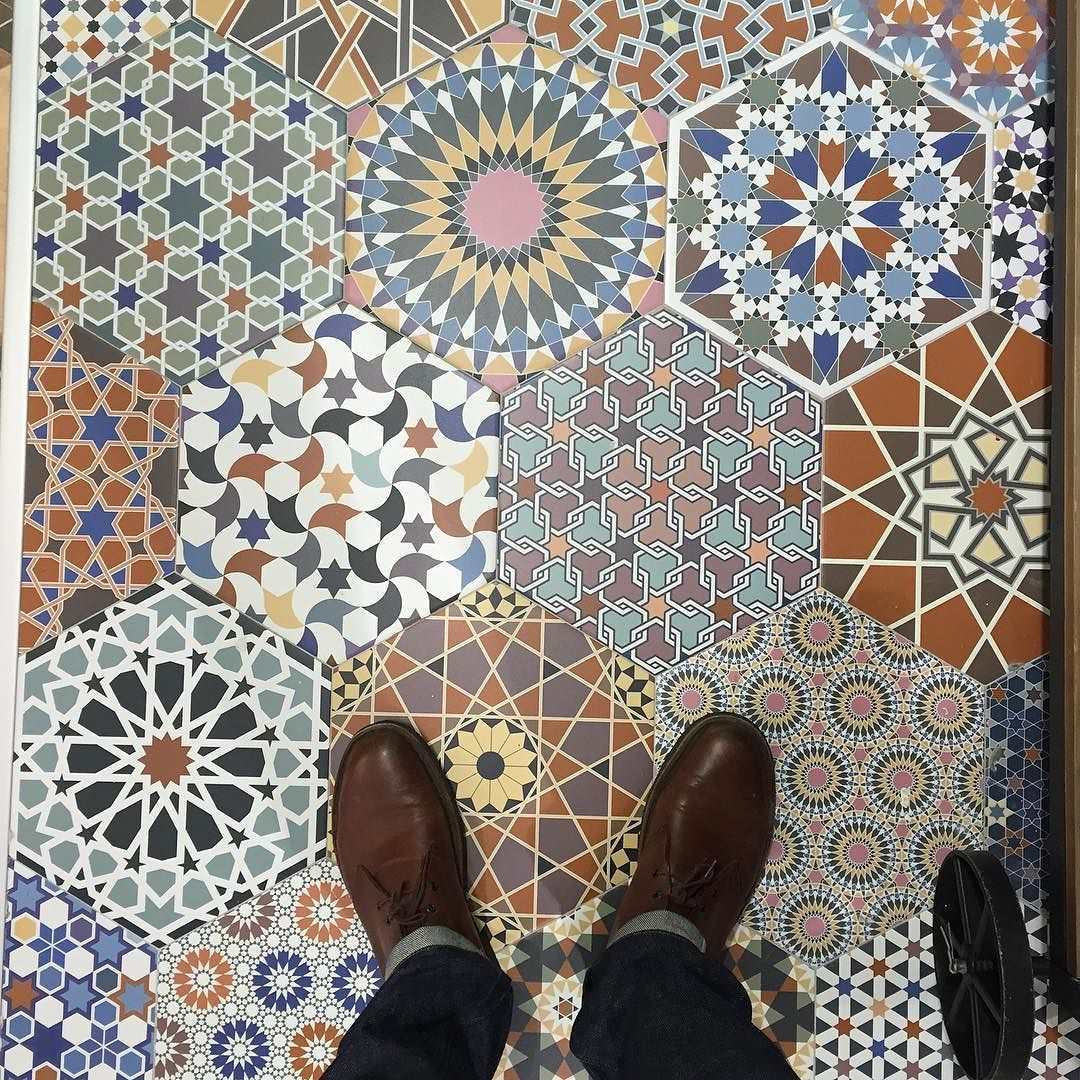 Our new Moroccan Mix Hex is now available to buy online! http://ift ...