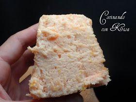 Cocinando con Kisa: Orange Angel Food Cake (fussioncook)
