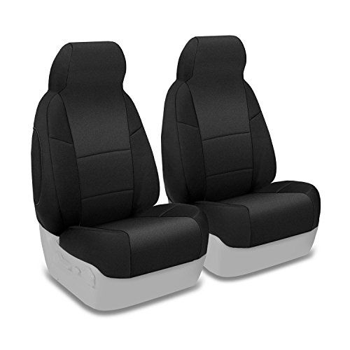 Coverking Custom Fit Front 5050 Bucket Seat Cover For
