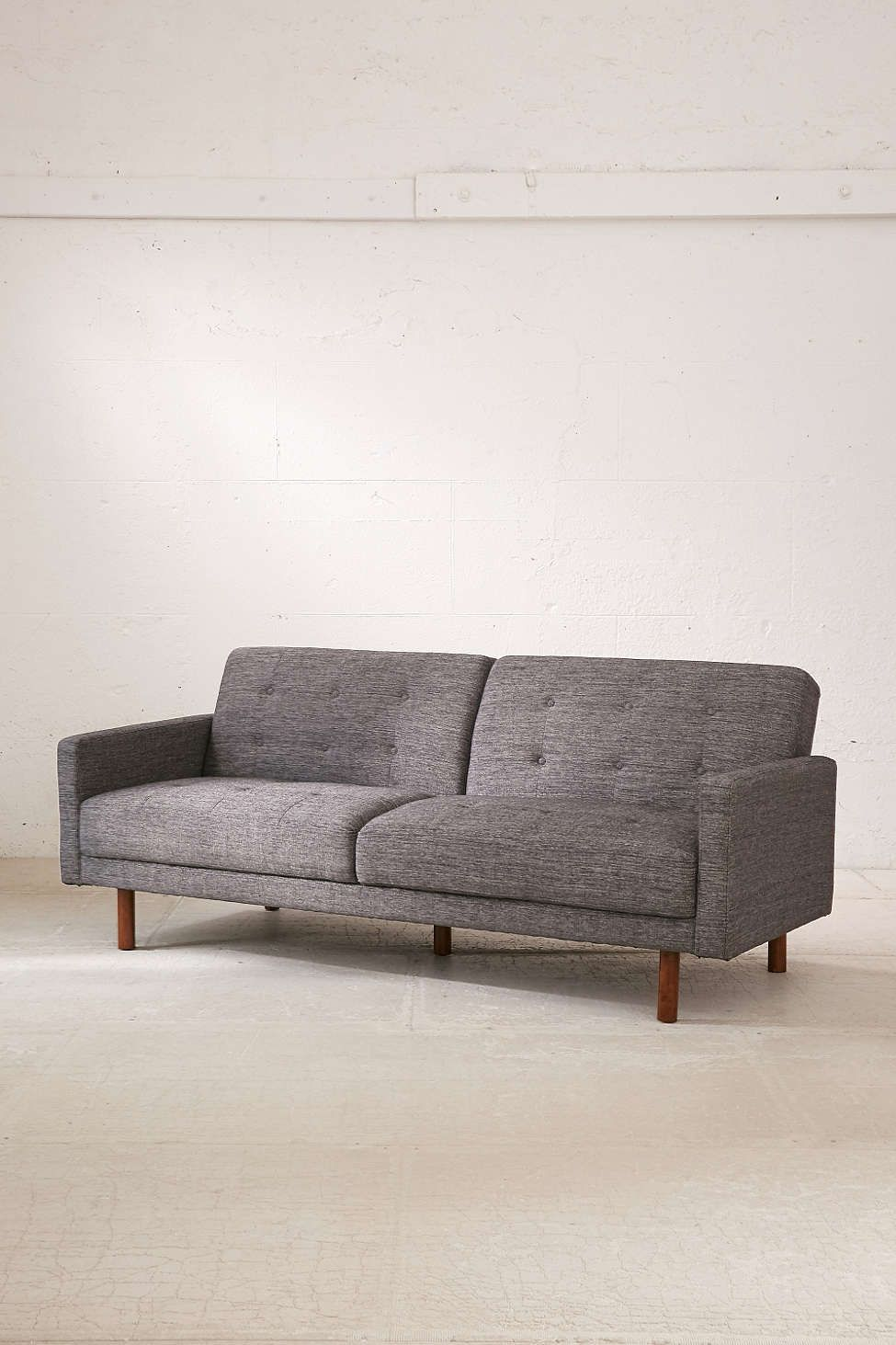 Berwick Mid-Century Sleeper Sofa | Yo Want | Modern sleeper sofa ...