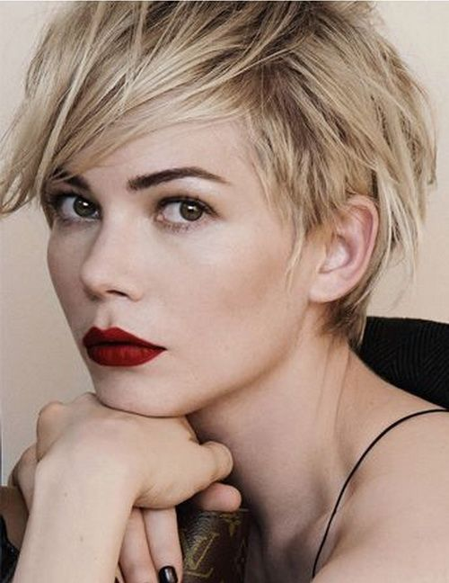Short Blonde Hairstyles Ideas 20152016 Short Trendy Haircuts