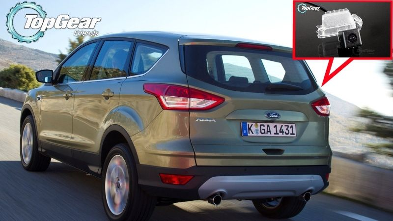 Car Camera For Ford Kuga 2012 2015 High Quality Rear View Back Up