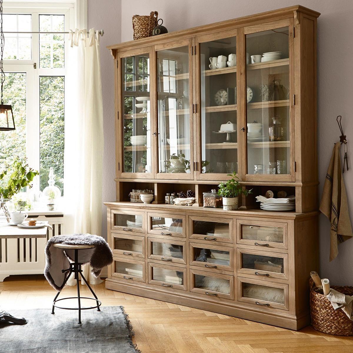 Wohnzimmer Im Landhausstil Wohnen Mit Charme Schrank Regale Landhaus Mobel Esszimmer Inspiration