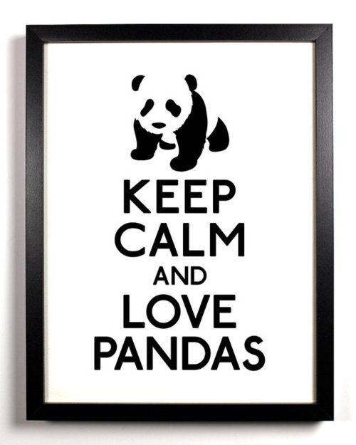 AOPi Panda Love!