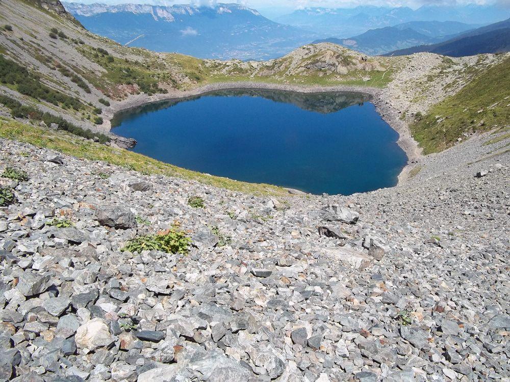 Belledonne - Lac de Crop