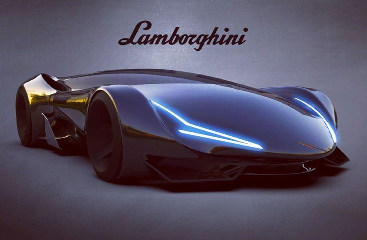#LamboChallenge [gallery of works] on Behance - Cars #conceptcars