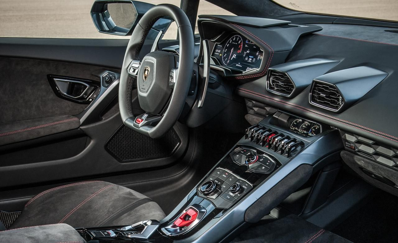 2015 lamborghini huracan lp610 4 interior photo 620053