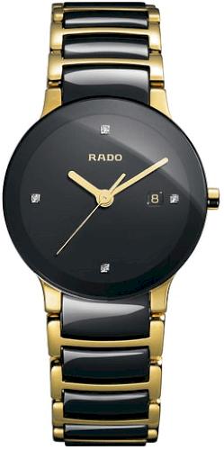 67ff81726 Women's Rado Centrix Diamond Bracelet Watch, 28Mm #jewelry #watch ...