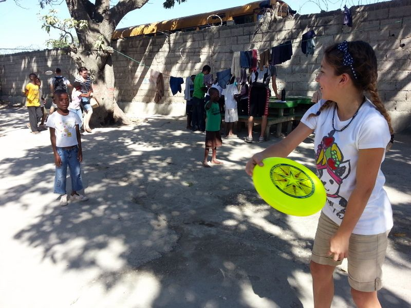 frisbee haiti mission trip journals his tabernacle from