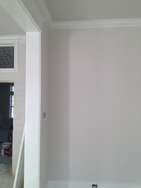 SW Eider white walls w pure white trim  Final Colors  Eider white Paint colors for home