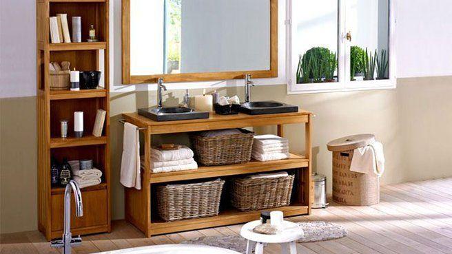 1000 images about bathroom on pinterest - Accessoire Salle De Bain Bois