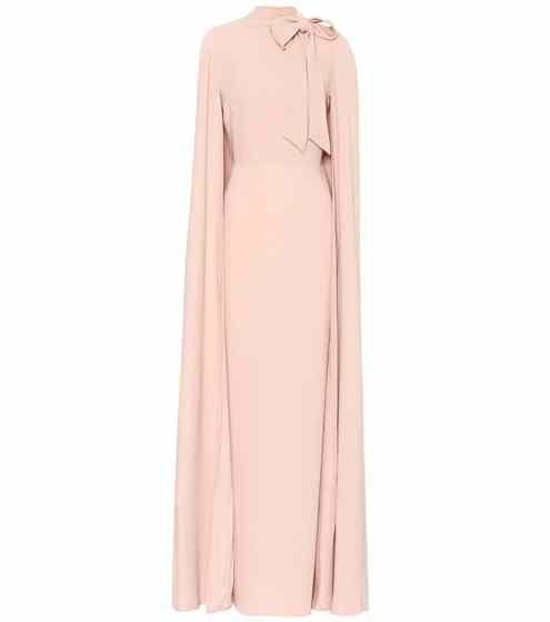 SeideValentino KleiderMaxi Cape Aus 4 Kleider Gowns Kleid 5ARL4j