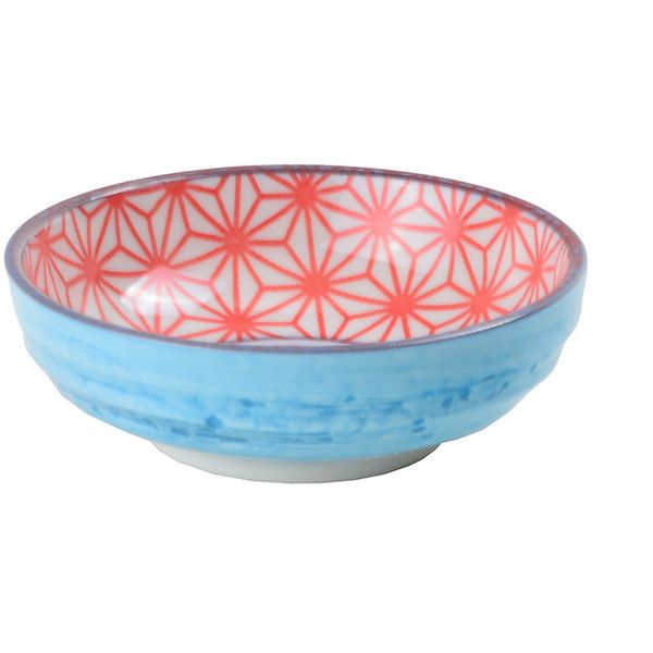 The Starwave Dipping Dish Red From Tokyo Design Studio At Amara Free Uk Delivery On All Orders Over