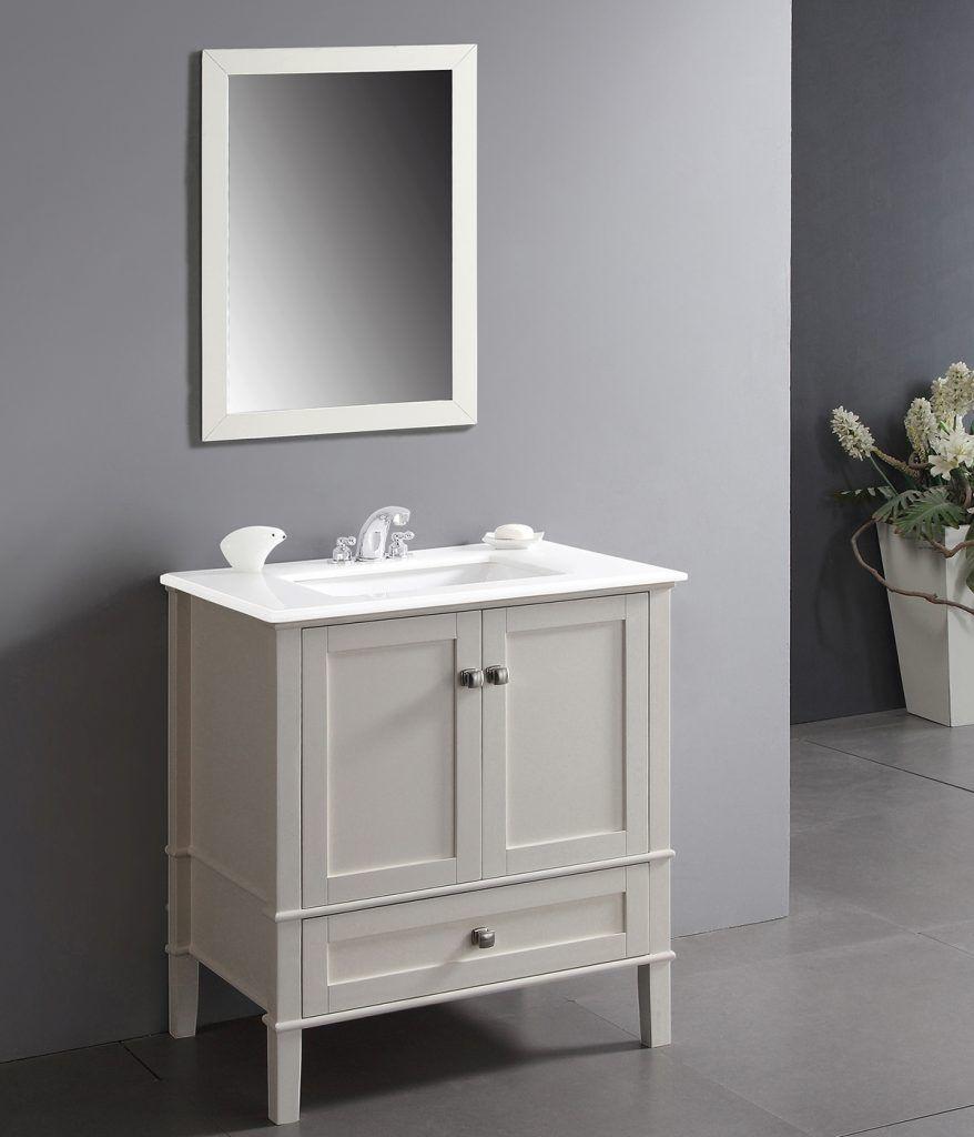 30 Bathroom Vanity 30 Bathroom Vanity Blending Art Bathe Lily 30 White Bathroom