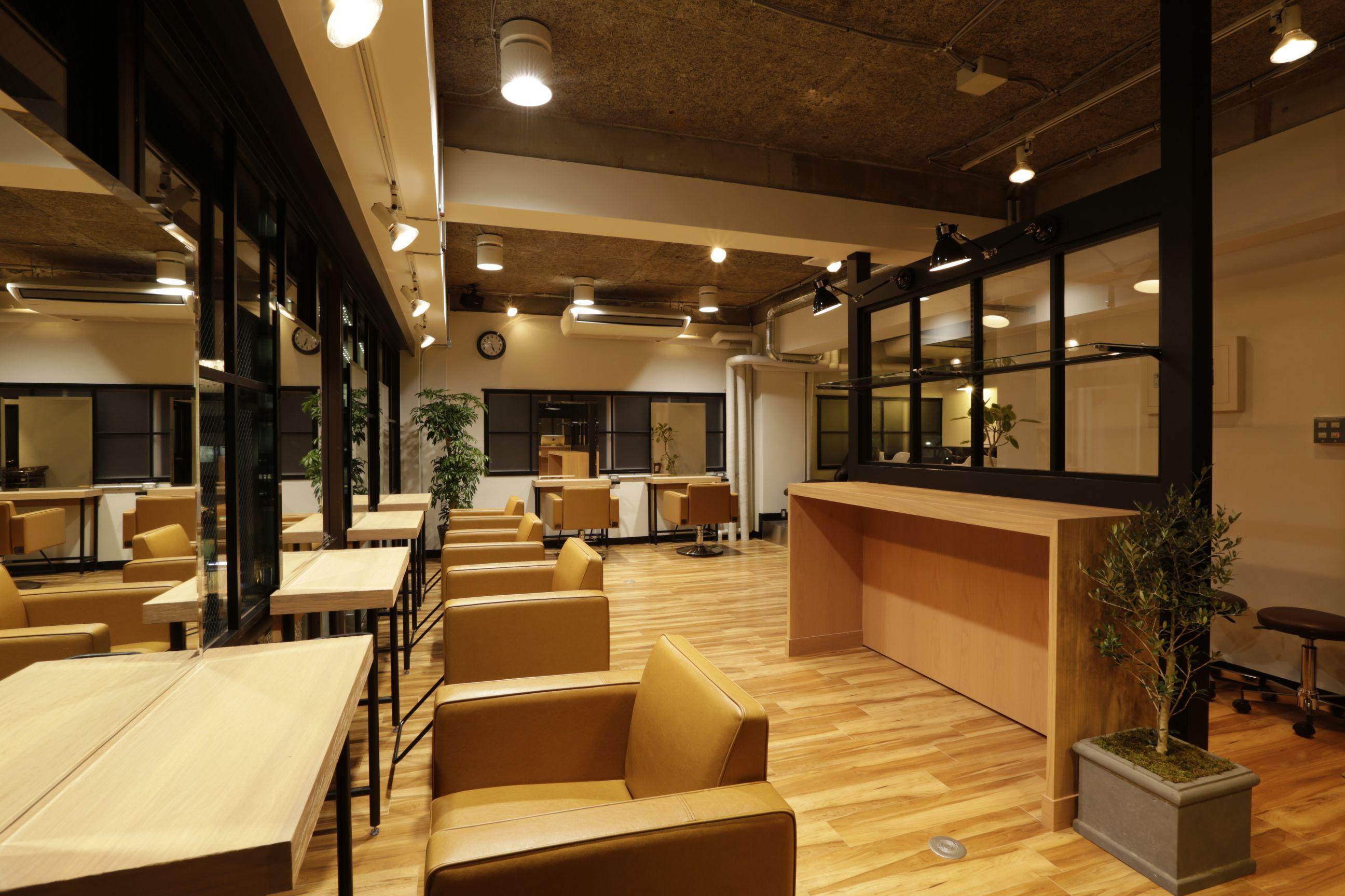 hair salon interior design ideas | Brokeasshome.com