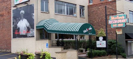 Meloni S Fine Italian Restaurant Uniontown Pa Elished 1950 The Best In Area Chw