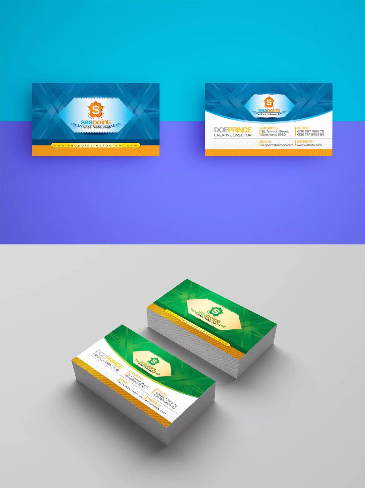 Vintage style business card design template ai eps business card vintage style business card design template ai eps wajeb Image collections