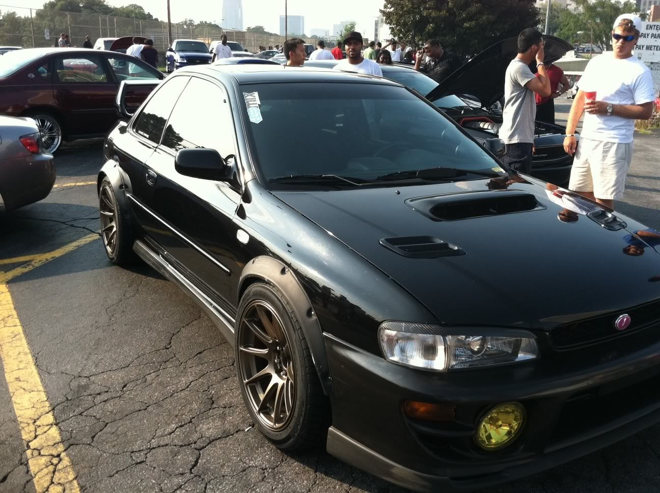 Find This Pin And More On Gc8 Liltoua's Lilttle Black Beast  Page 22  Subaru  Impreza & Rs Forum