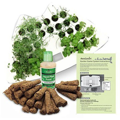 [$23.03 save 30%] Amazon #LightningDeal 54% claimed: Miracle-Gro AeroGarden Seed Starting System (For 6 & 6 LED ... http://www.lavahotdeals.com/ca/cheap/amazon-lightningdeal-54-claimed-miracle-gro-aerogarden-seed/163019?utm_source=pinterest&utm_medium=rss&utm_campaign=at_lavahotdeals