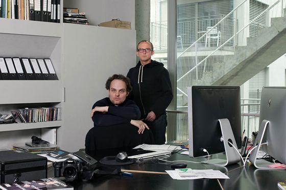 Alexander Koch And Nikolaus Oberhuber KOW BERLIN Great Pictures