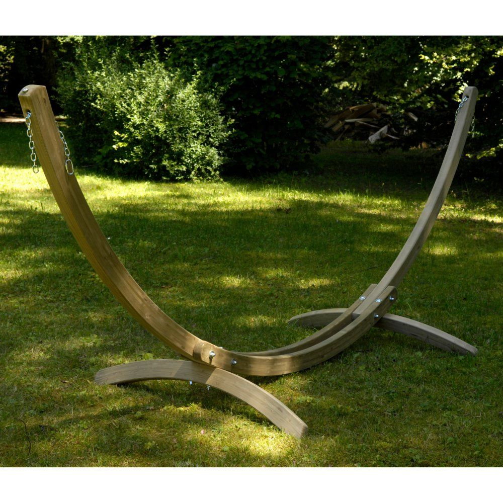 Medium image of byer of maine olymp wood hammock stand   you can trust the folks at byer of