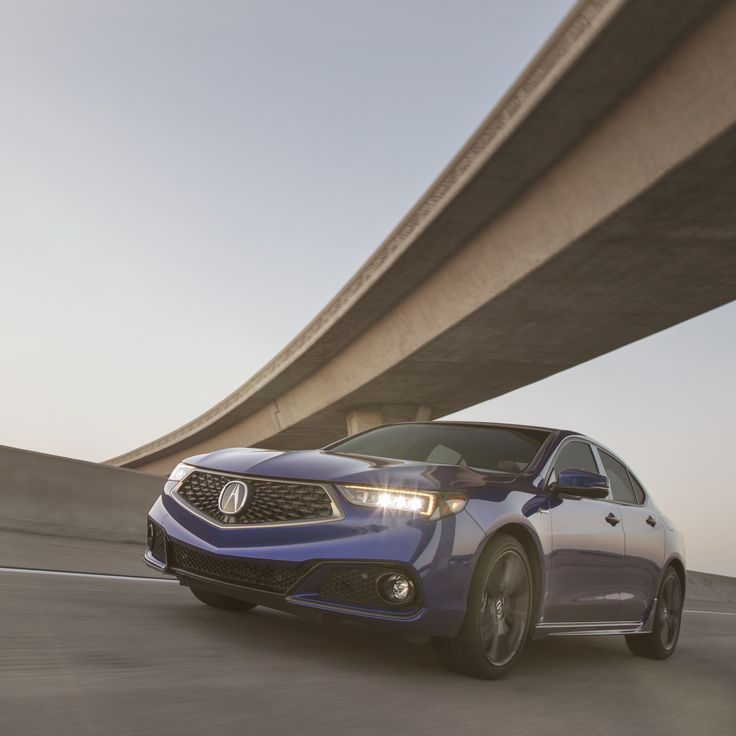 A Dynamic Vehicle Demands Dynamic Roads. #TLX A-Spec