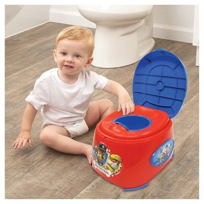 Amazing Nickelodeon Paw Patrol Toilet Training Seat Red Blue Ncnpc Chair Design For Home Ncnpcorg