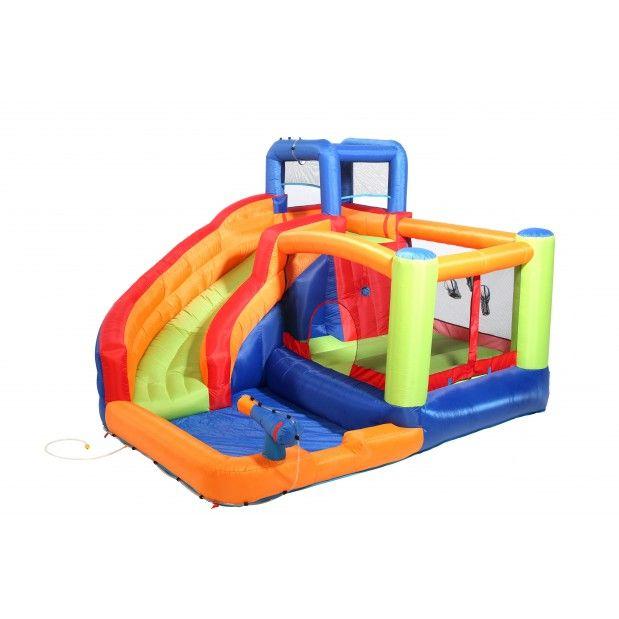 Salterello E Scivolo C Cannone Toys Center Su Toys Center