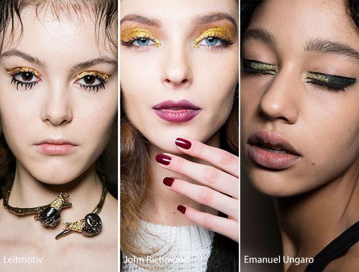Fall/ Winter 2016-2017 Makeup Trends | Beauty Trends ...