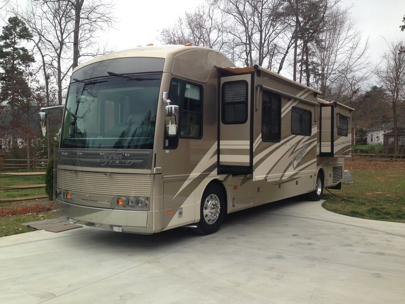 American Coach Class A Diesel Rv For Sale Cool Rvs Recreational Vehicles