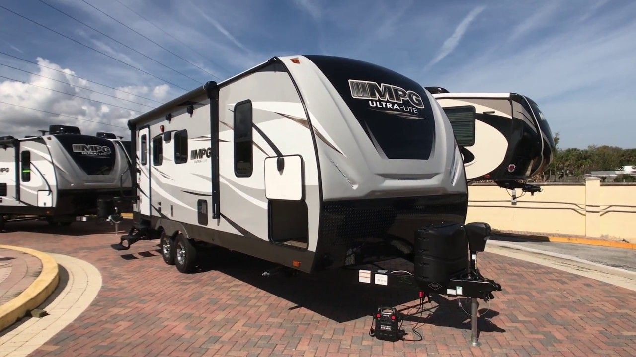 2018 Cruiser Rv Mpg 2120rb New Travel Trailer For Sale Fort