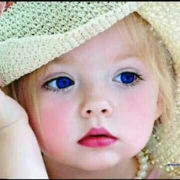 عيوني عيون بحررر من الجمال Baby Girl Blue Eyes Cute Baby Girl Pictures Baby Girl Pictures