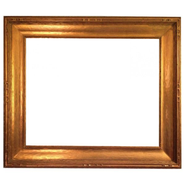AMERICAN ARTS AND CRAFTS ANTIQUE FRAME Arts and crafts antique frames ❤ liked on Polyvore featuring home, home decor, frames, borders and picture frame