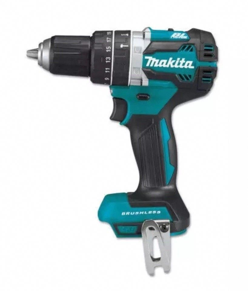 New Makita Xph12 18v Lxt Lithium Ion Brushless Cordless 1 2 Hammer Driver Drill Cordlessdrill18v Cordless Hammer Drill Cordless Drill Cordless Drill Reviews
