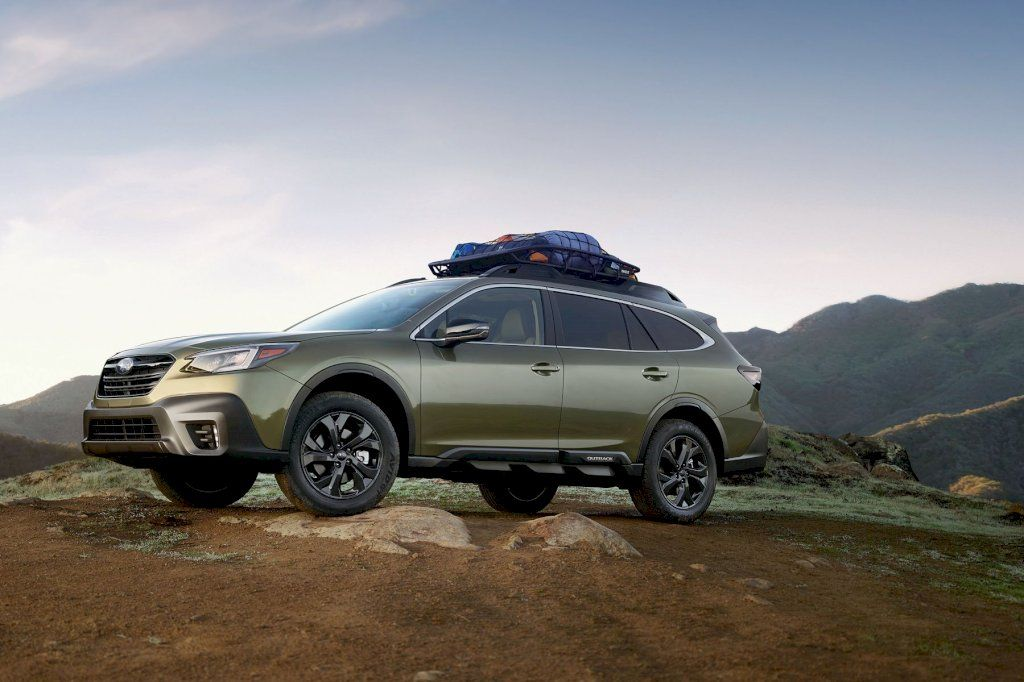 2020 Subaru OutbackHandout / Subaru What is it? Like