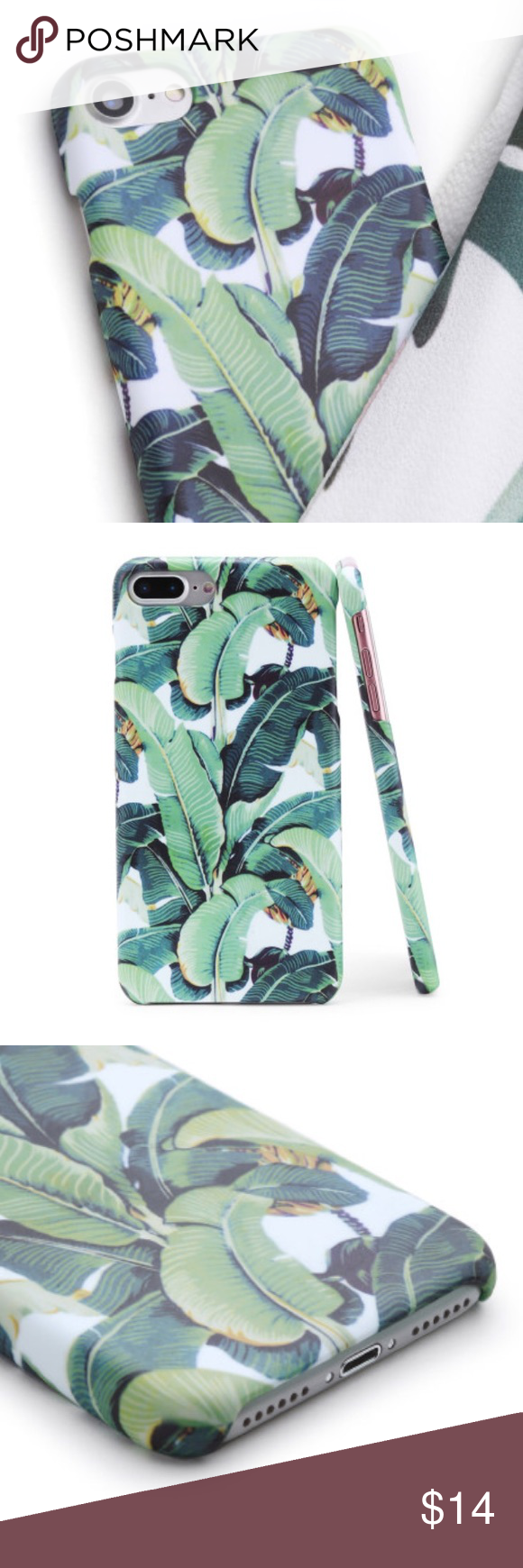 Leaves iPhone Case 6/6S/7 Greenery Vine Plant Iphone