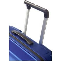 Photo of Samsonite Orfeo Spinner 75/28 Cobalt Blue 926701217 with 4 wheels case Samsonite