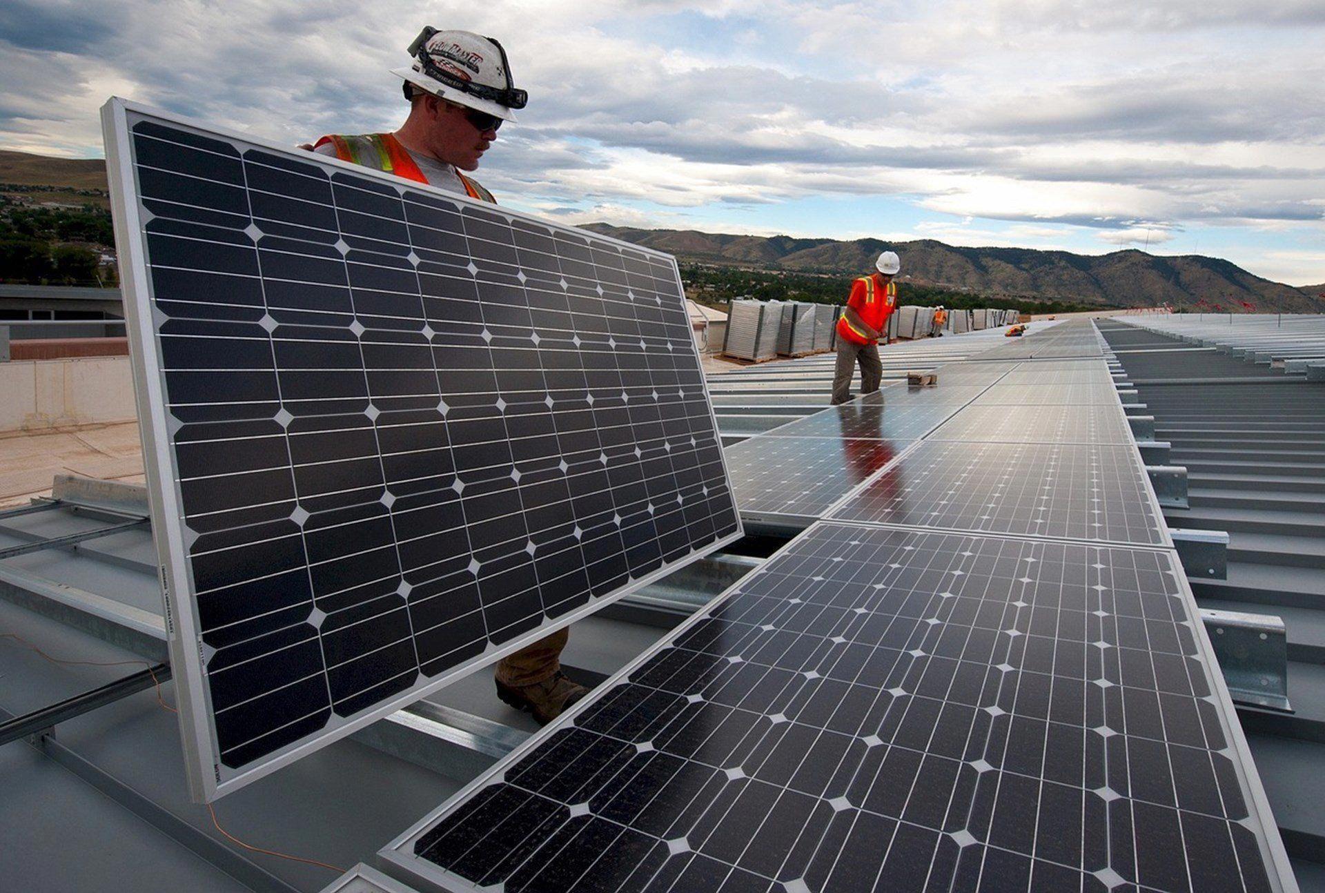Solar Panels Produce Tons Of Toxic Waste Literally Foundation For Economic Ed En 2020 Instalacion De Paneles Solares Calefaccion Solar Proyectos De Energia Renovable