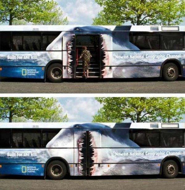 1 goede reden om niet meer met de bus te gaan :-)