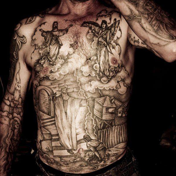 Tattoo Quotes Mafia: Russian Prison Tattoos - Jason Ramsey