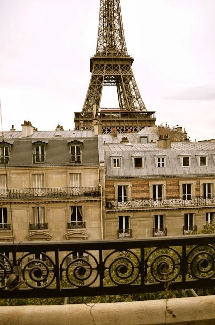 My New View New View Views Eiffel Tower