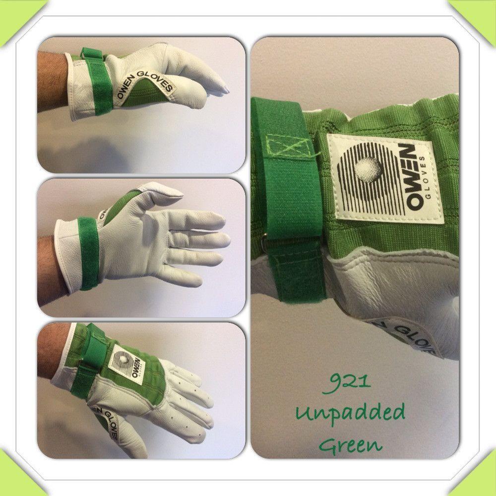 Owen Gloves 921 Unpadded Green