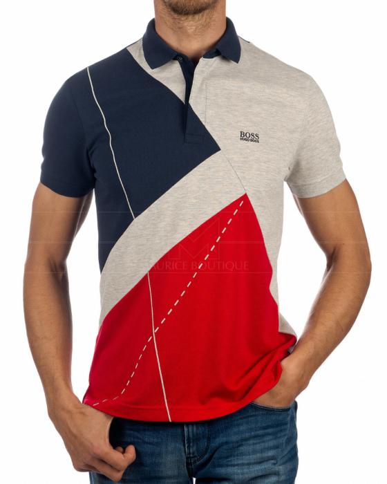 Regular Fitcomposition 54 Cotton 40 Polyester Recycled 6 Elastane Polo Shirt Design Mens Polo T Shirts Polo Design