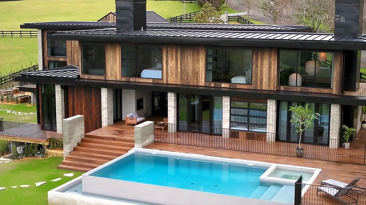 Grand Designs New Zealand S05E01 | The Burnt Timber ...