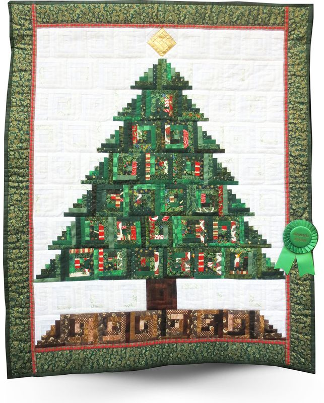 2015 Quilt Show Winners Christmas Tree Quilt Christmas Quilts Tree Quilt Pattern