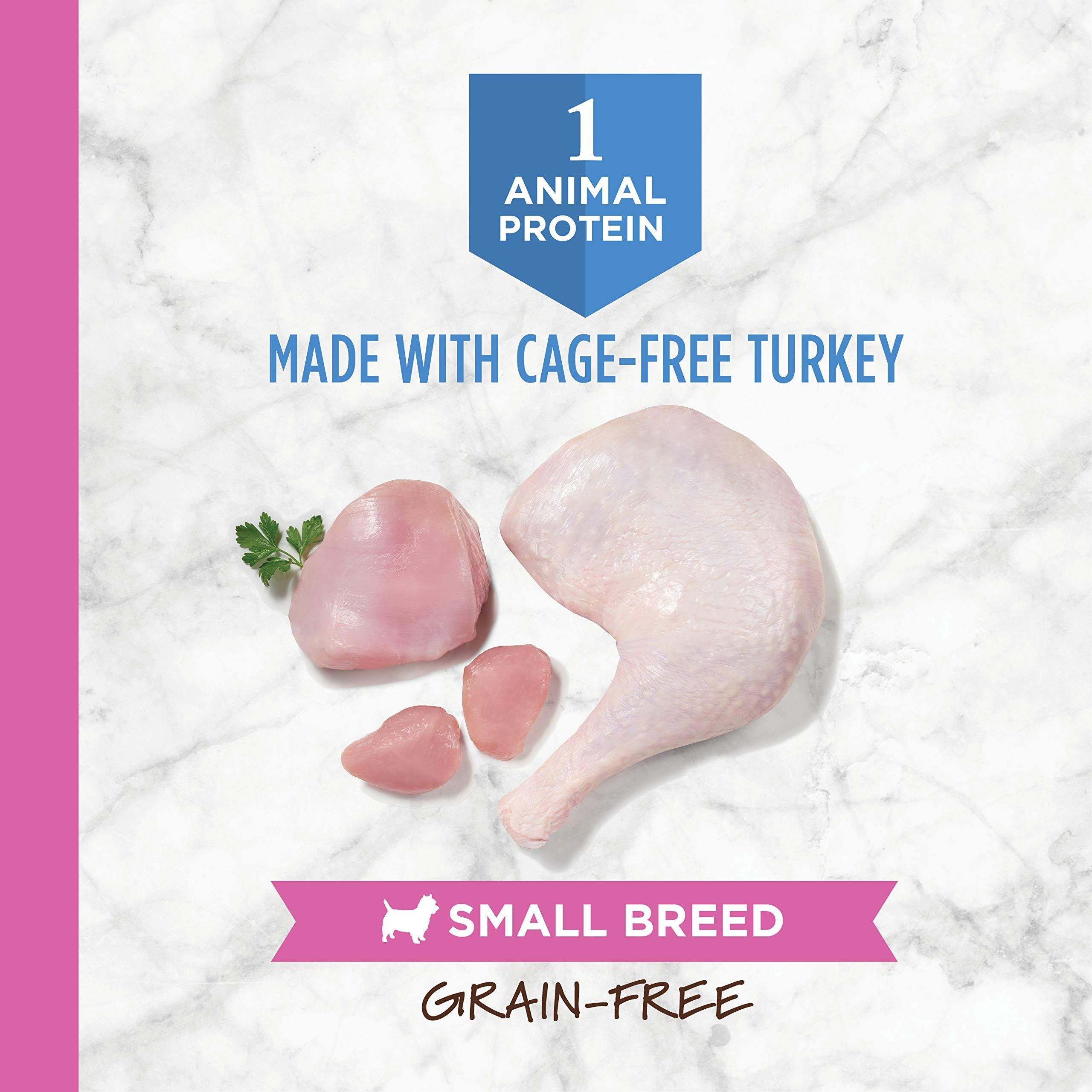 Instinct Limited Ingredient Diet Small Breed Grain Free Recipe With Real Turkey Natural Dry Dog Food By Nature S Grain Free Dog Food Free Dog Food Dry Dog Food